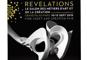 Révélations, le salon des métiers d'art et de la création à Paris