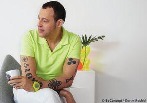 Le designer Karim Rashid chez BoConcept : nos coups de coeur
