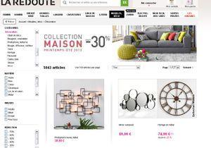 Décoration : les boutiques en ligne pas chères