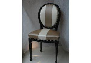 Je crée ma chaise en trois clics !