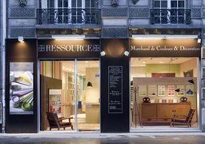 Ressource, spécialiste de la peinture, ouvre son deuxième showroom à Paris