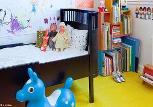 Des chambres d'enfant pas gnangnan
