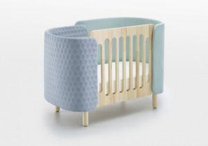L'objet déco du jour : le lit bébé Silvera Kids