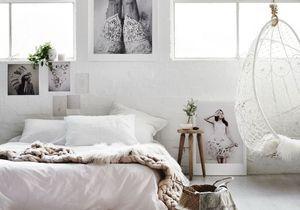 5 idées très féminines à piquer à cette chambre cosy