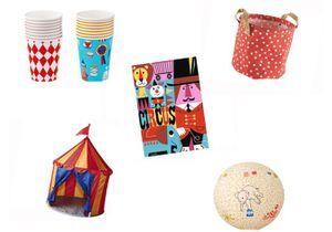 Chambre d'enfants : la déco fait son cirque!