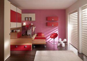 Des chambres d'enfants aménagées sur-mesure!