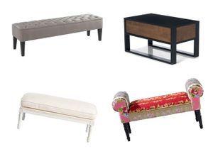 12 bouts de lit pour toutes les chambres