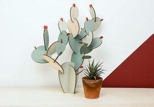 L'objet déco du jour : le cactus Papier Tigre