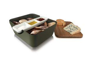 « Bread & Dip » : le plateau de fromages 3 en 1