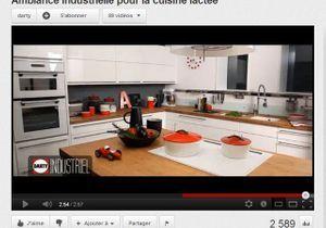 Comment se créer une cuisine style industriel