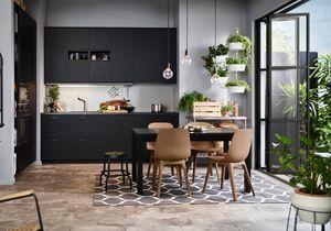 Les plus jolies cuisines Ikea, modernes, pratiques et pas chères !