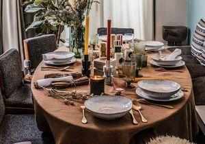 Fleurs séchées, céramique : 4 créatrices nous dévoilent leur table de fête