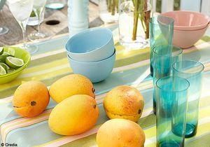 Vaisselle d'été : 50 idées pour dresser sa table de vacances