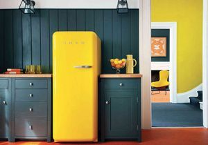 Votre réfrigérateur est-il bien intégré dans votre cuisine ?
