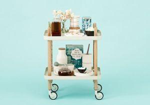 La desserte, le nouveau chariot de cuisine tendance