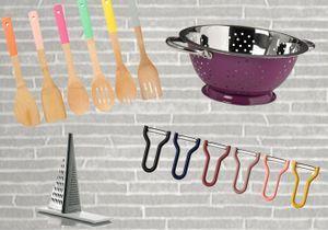 Les 10 ustensiles indispensables en cuisine