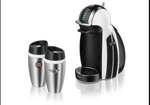 MINI fait son entrée dans le monde des machines à café