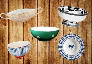 Soupières, bols, assiettes creuses : tout pour déguster sa soupe