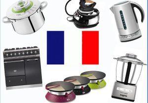 Une sélection d'électroménager 100% made in France