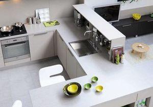 Une cuisine réinventée : vive la couleur !