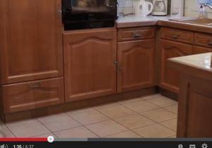 Vidéo : relooker complètement sa cuisine en un week-end