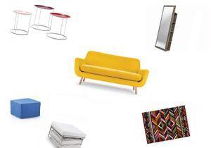 Trouvez un mobilier adapté à votre petite surface !