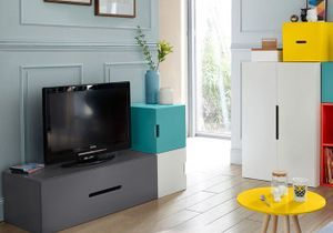 Des meubles astucieux et sympas pour votre studio !