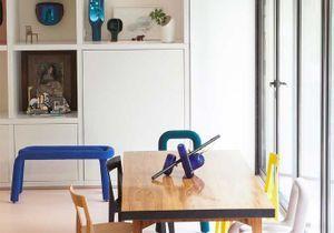 Un intérieur design pour une petite maison