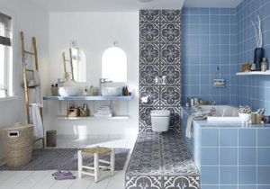 Les 5 bonnes idées de cette salle de bains