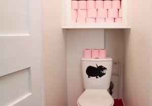Changez de toilettes