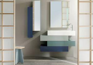 Une couleur sur-mesure pour la salle de bains