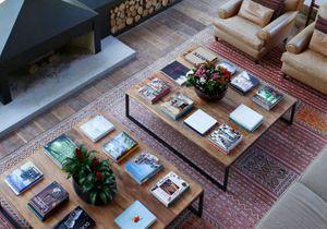 Trouvez l'inspiration pour décorer votre table basse