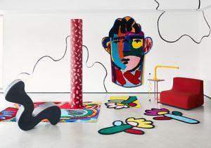 Des tapis graphiques pour mettre l'art à ses pieds