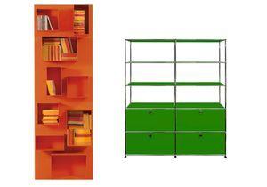 15 bibliothèques pour tout ranger