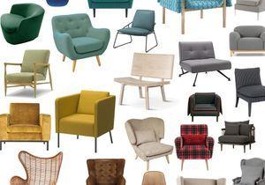 30 fauteuils qui n'attendent que vous !