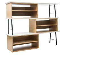 Bibliothèques : 14 idées pour cloisonner l'espace