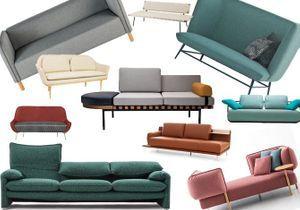 Farandole de nouveaux canapés design
