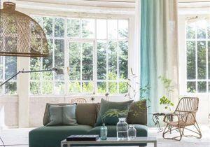 De jolies fenêtres grâce aux rideaux