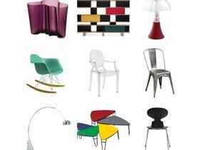 Design : ces meubles cultes toujours d'actualité !