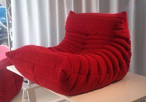 Le mythique fauteuil Togo fabriqué en moins de 15 minutes