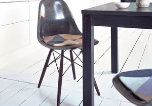 L'inspiration déco : les coussins d'assise Place de bleu