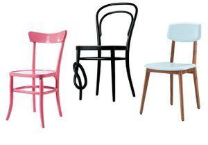 Les nouvelles formules de la chaise bistrot