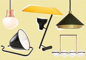 Nouvelles lampes : faites votre choix !