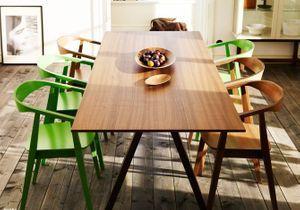 Des tables de repas pour tous les styles