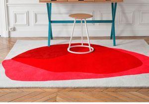 Des tapis qui réchauffent le salon