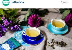 Les Instagram de la semaine : tea time !