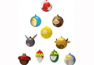 Une crèche de Noël très amusante!