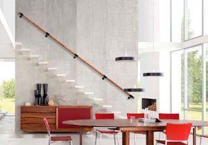 Aménagez un escalier design très discret