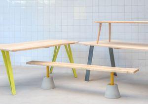 """L'objet déco du jour : le concept """"Des pieds sous ma table"""""""