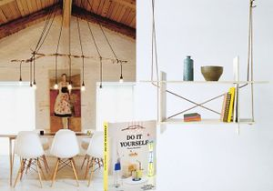 Do It Yourself, 50 objets design à faire soi-même